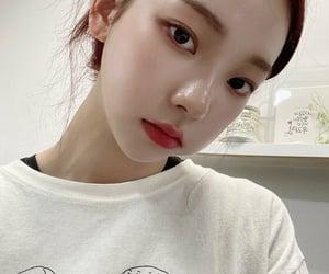 karina, korean girl, and aespa image