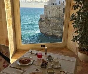 food, sea, and summer image