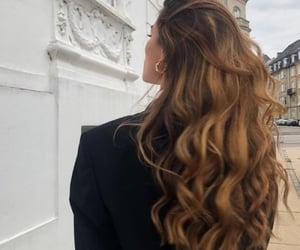 hair, hair style, and tumblr image