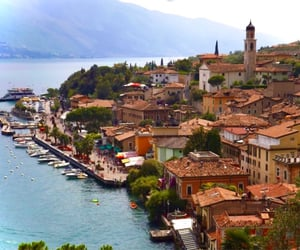 italy, tourism, and travel image