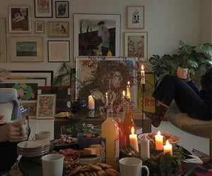 aesthetic, art, and candles image