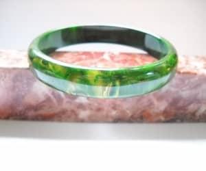 etsy, end of day, and bakelite bracelet image