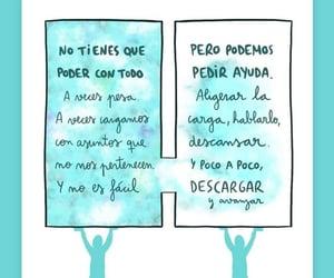 sos, vida, and frases español image