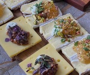 autumn, dessert, and snacks image