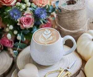 belleza, cafe, and coffee image