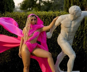 music, pink, and singer image
