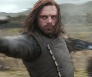 Avengers, the winter soldier, and rocket racoon image