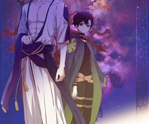 Emperor and wizard image