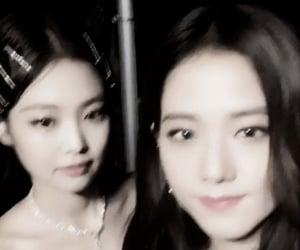 jennie, jisoo, and kpop icon image