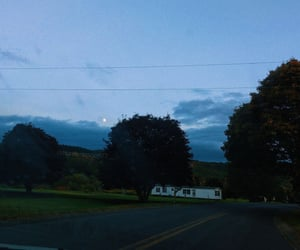 clouds, peaceful, and skies image