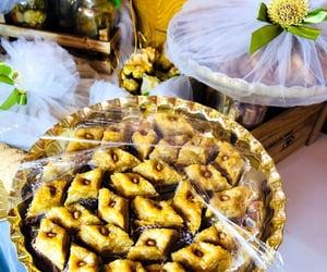 desert, food, and sweet image