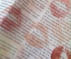 newspaper and print image