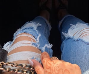 classy, henna, and fashion nova image