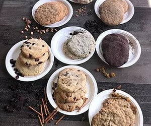 the cookie crave, cookie of the month club, and vegan lemon cookie denton image