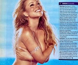 beach ocean, Mariah Carey, and old school image