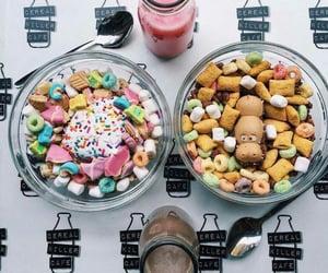 balls, breakfast, and food image