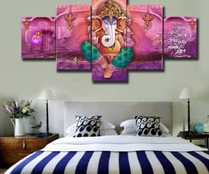 pink purple, canvasartwork, and canvasartist image