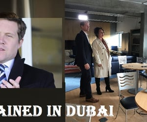 detained in dubai, david haigh, and human rights lawyer image