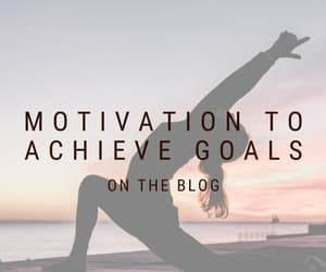 goals, inspo, and meditate image