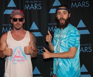 band, brothers, and shannon leto image