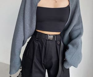 aesthetic, asian fashion, and clothes image