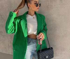 chic, fashion, and inspo image