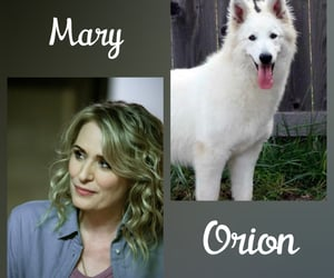 supernatural, daemon, and mary winchester image