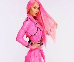 barbie, fashion, and hotpink image