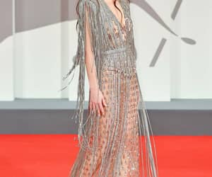 look, venice film festival, and fashion style image