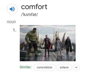 Hulk, Marvel, and thor image