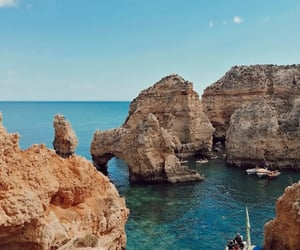 algarve, nature, and summer image