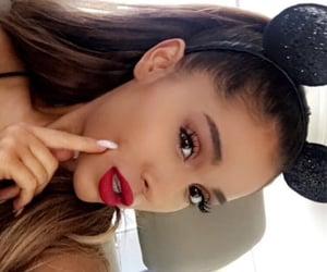 make up, snapchat, and nails image