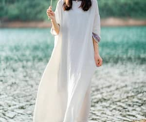 summer dress, kaftan, and oversized dress image