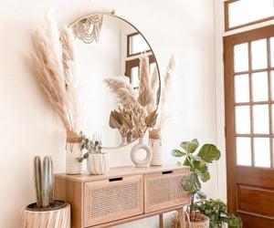mirror, homedecor, and modern image