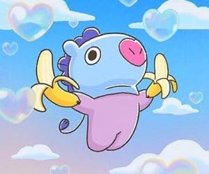 bubbles, hearts, and mang image