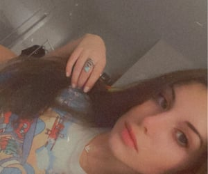 brunette, grateful dead, and jewelry image