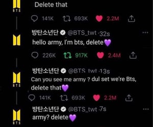 archive, twitter, and bangtan image
