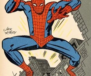 Jack Kirby and Marvel image