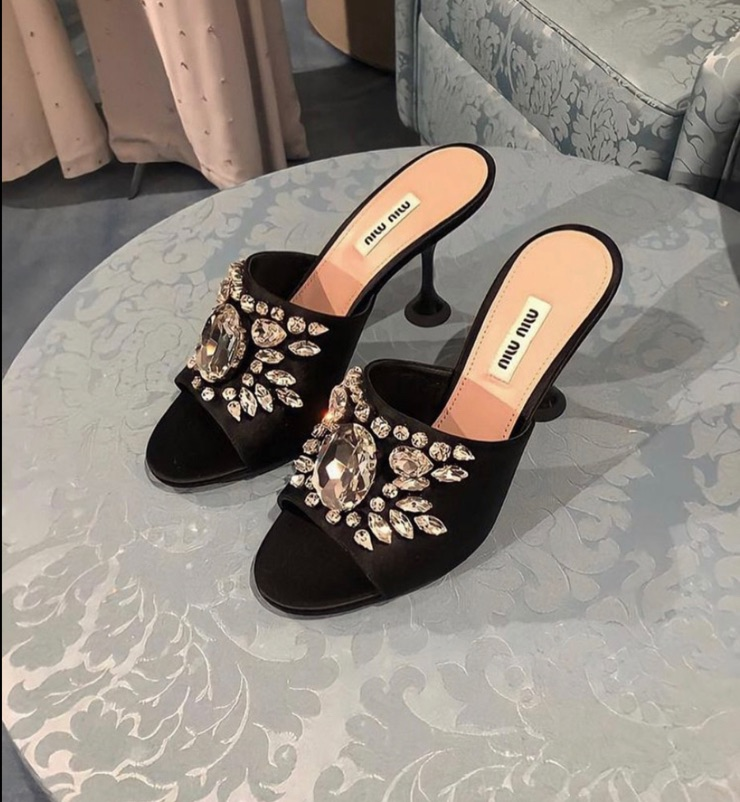 aesthetic, elegant, and high heels image