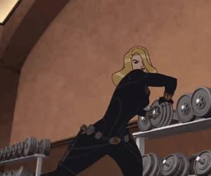 gif, crimson widow, and Avengers image