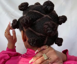 hair, jewelry, and nails image