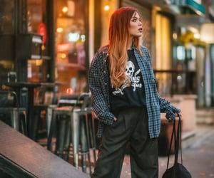 fashion, girl style, and moda image