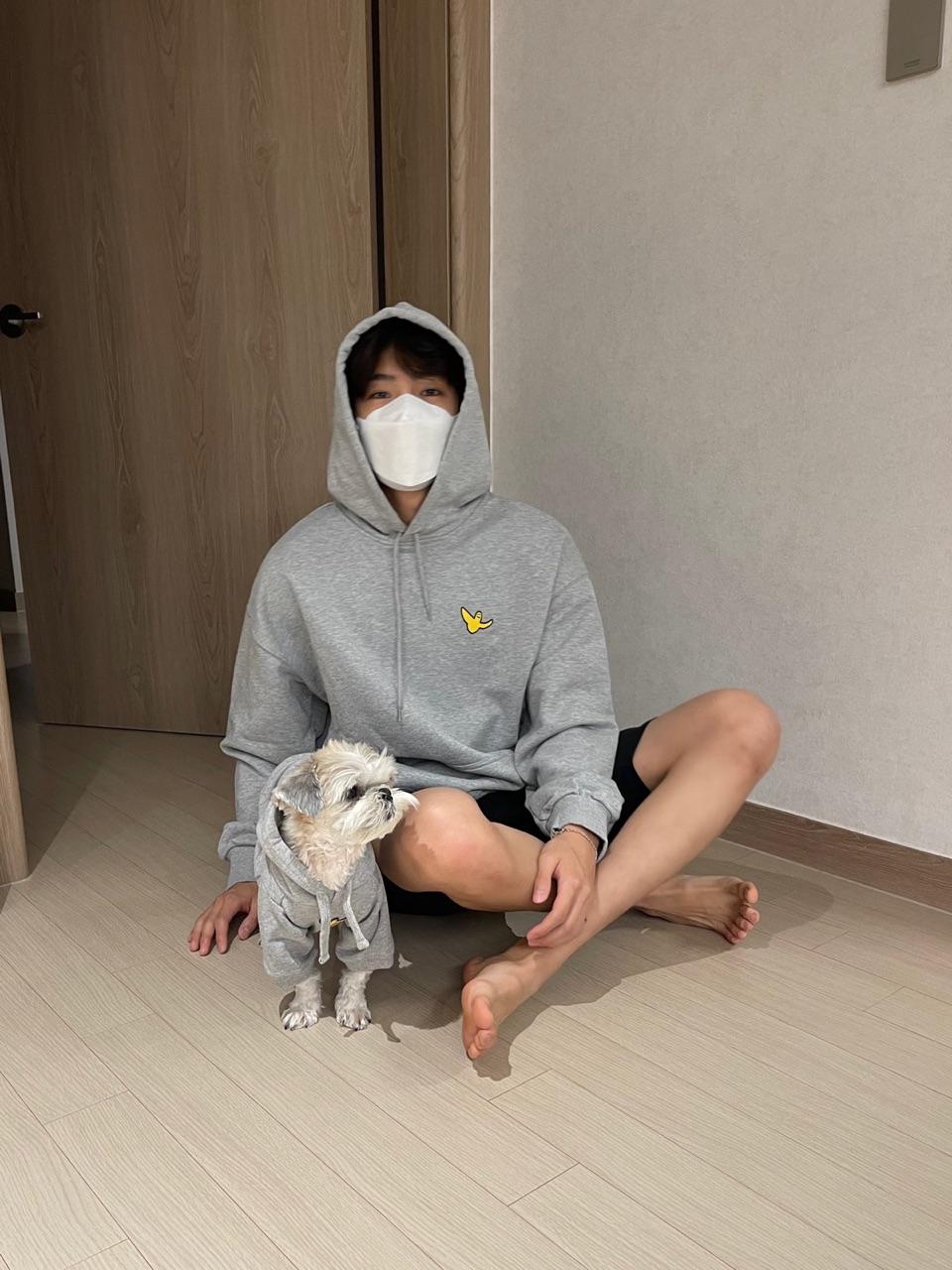 boyfriend, puppy, and sunwoo image