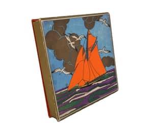 gift box, chocolate box, and sailing boat image
