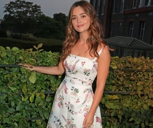 actress, doctor who, and jenna coleman image