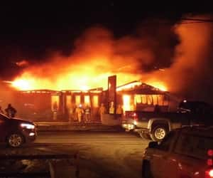 arson, fire, and burn image