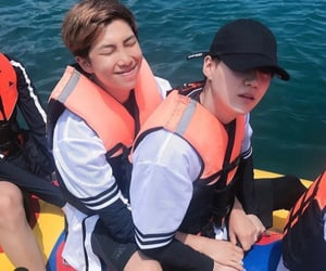 boat, rm, and bts image