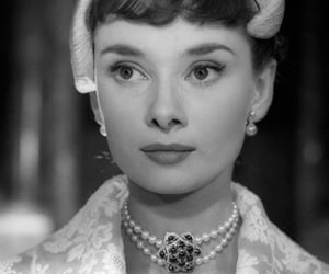 audrey hepburn, celebrities, and old hollywood image