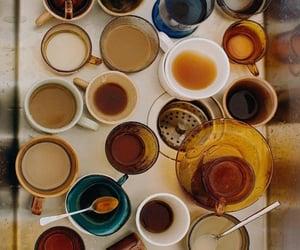 coffee, cups, and mugs image