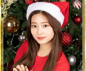 christmas, gif, and kim minju image